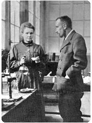 Склодовская-Кюри Мария (1867-1934) Пьер Кюри (1859-1906)