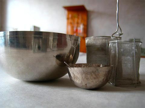 Платиновая посуда