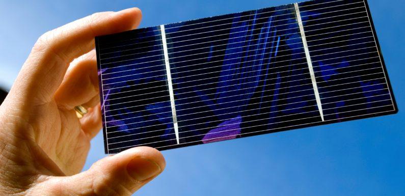Твердотільні та електрохімічні сонячні батареї